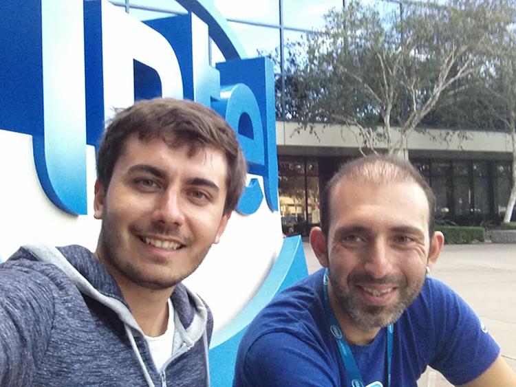 Intel'den Murat Bey